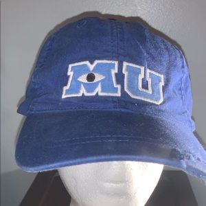 Disney monsters university hat